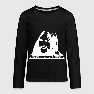 George Harrison Here Comes The Sun - Kids' Premium Long Sleeve T-Shirt