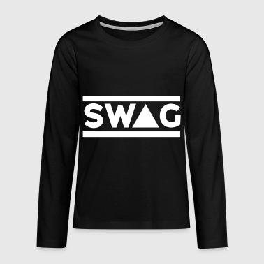 Swag - Kids' Premium Long Sleeve T-Shirt