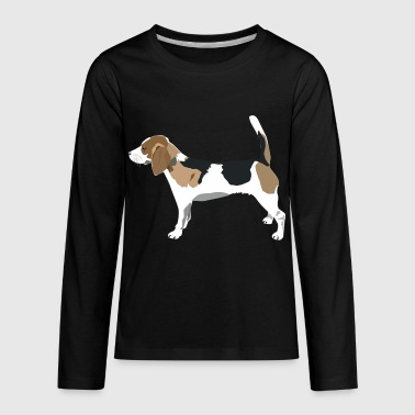 Beagle - Kids' Premium Long Sleeve T-Shirt
