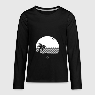 The Neighbourhood - Wiped Out - Kids' Premium Long Sleeve T-Shirt