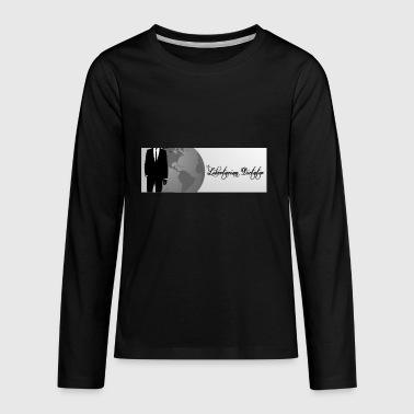 New World Order - Kids' Premium Long Sleeve T-Shirt