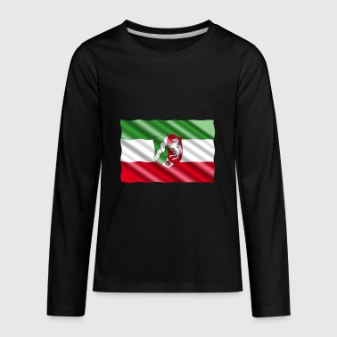 North Rhine Westphadlia - Kids' Premium Long Sleeve T-Shirt