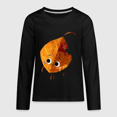 leaf - Kids' Premium Long Sleeve T-Shirt
