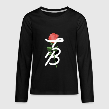 Tessa Brooks - Kids' Premium Long Sleeve T-Shirt
