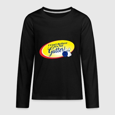 Gutter Girls GUTTER - Kids' Premium Long Sleeve T-Shirt