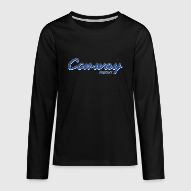 Conway Freight - Kids' Premium Long Sleeve T-Shirt