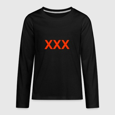 XXX - Kids' Premium Long Sleeve T-Shirt