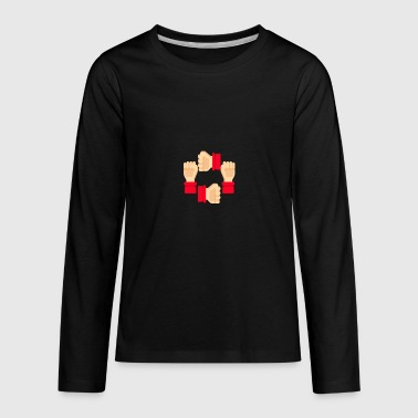 Unity - Kids' Premium Long Sleeve T-Shirt