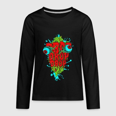 Drop drop drop - Kids' Premium Long Sleeve T-Shirt