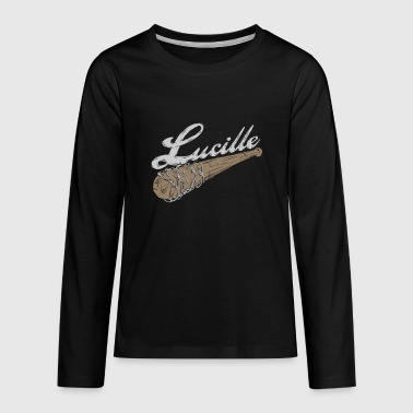 Baseball bat - Kids' Premium Long Sleeve T-Shirt
