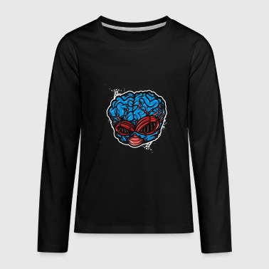 Meta Luna - Kids' Premium Long Sleeve T-Shirt