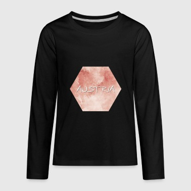 Austria - Kids' Premium Long Sleeve T-Shirt