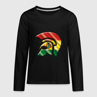Bolivia - Kids' Premium Long Sleeve T-Shirt