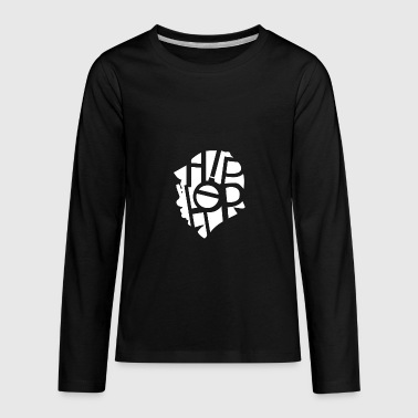 hip hop - Kids' Premium Long Sleeve T-Shirt