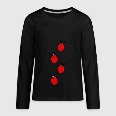 ladybug - Kids' Premium Long Sleeve T-Shirt