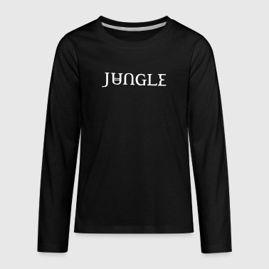 Jungle - Kids' Premium Long Sleeve T-Shirt