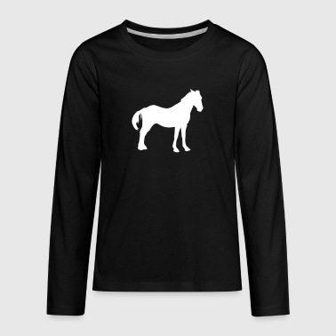 Donkey - Kids' Premium Long Sleeve T-Shirt