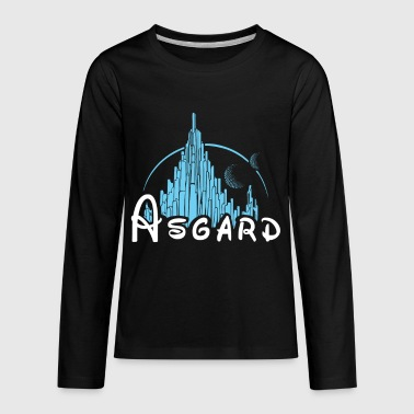 Asgard - Kids' Premium Long Sleeve T-Shirt