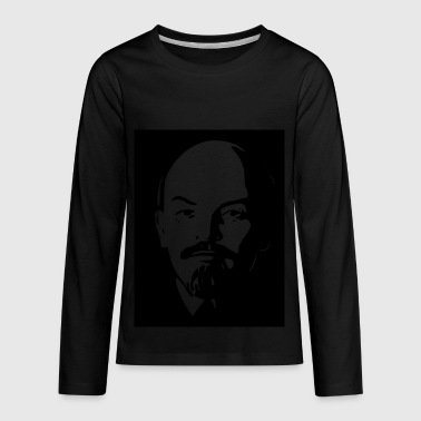 lenin - Kids' Premium Long Sleeve T-Shirt