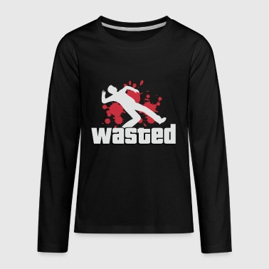 Wasted GTA - Kids' Premium Long Sleeve T-Shirt