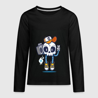 Gaming Game Kid - Kids' Premium Long Sleeve T-Shirt