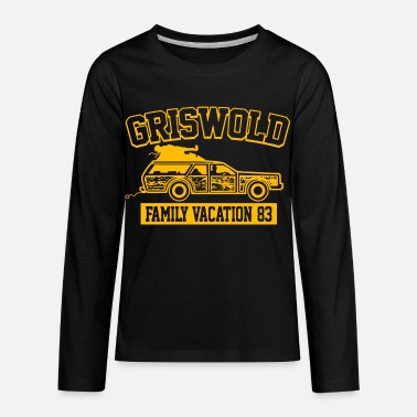 Family GRISWOLD FAMILY VACATION - Kids' Premium Longsleeve Shirt