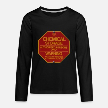 Storage Chemical Storage - Kids' Premium Longsleeve Shirt
