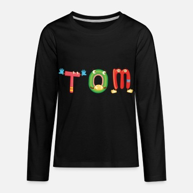 Tom Tom - Kids' Premium Longsleeve Shirt