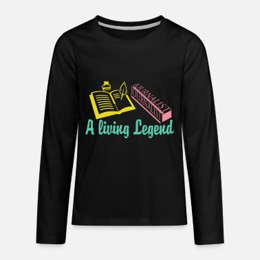For Journalist Journalist - Kids' Premium Long Sleeve T-Shirt