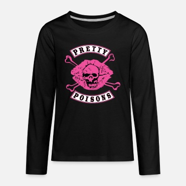 Comics The Pretty Poisons - Kids' Premium Longsleeve Shirt