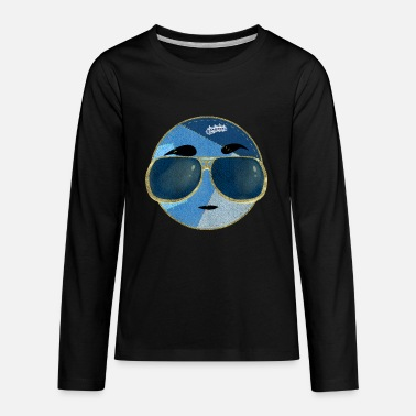 FEEL THE REAL - Kids' Premium Long Sleeve T-Shirt