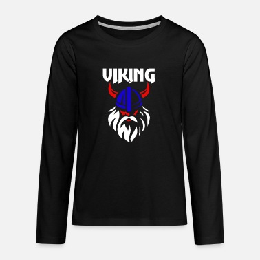 Norway Norway - Kids' Premium Longsleeve Shirt