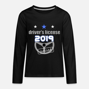 79675030 cool driver's license driving test passed gift Baby Lap Shoulder T ...