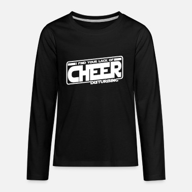 Lack Lack of Cheer - Kids' Premium Longsleeve Shirt