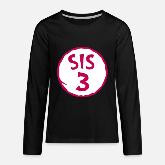 Bro 2 Toddler T-Shirt Brother Seuss Sister Siblings Thing Dr 1 2 3 Crewneck Tee