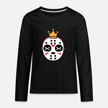 Halloween party Trick or Treat - Kids' Premium Longsleeve Shirt
