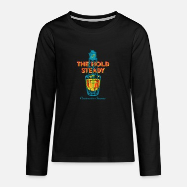 The Hold Steady - Kids' Premium Longsleeve Shirt