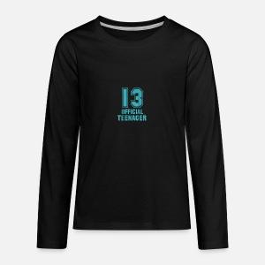 Kids Premium Longsleeve Shirt