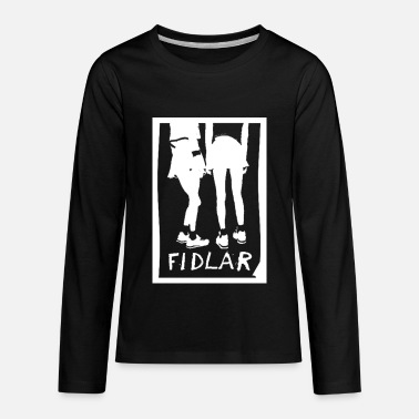 Punk rock band - Kids' Premium Longsleeve Shirt