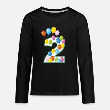 Shop Happy Second Birthday T Shirts Online