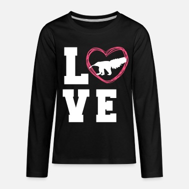 Ant Anteater T-Shirt For Women - Kids' Premium Longsleeve Shirt