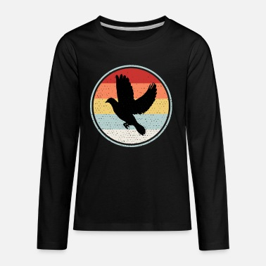 Animal Rights Golab - Kids' Premium Longsleeve Shirt