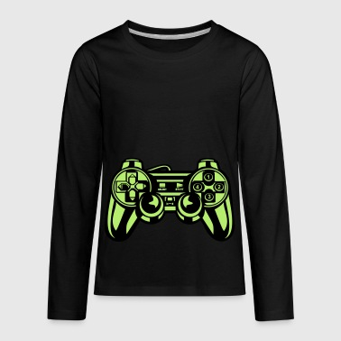 gaming - Kids' Premium Long Sleeve T-Shirt