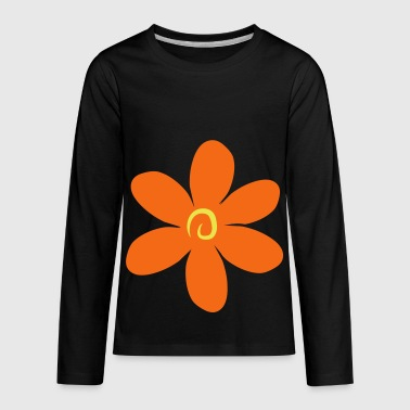 2541614 12624944 Blume - Kids' Premium Long Sleeve T-Shirt