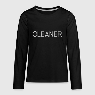 Cleaner Broad City - Kids' Premium Long Sleeve T-Shirt