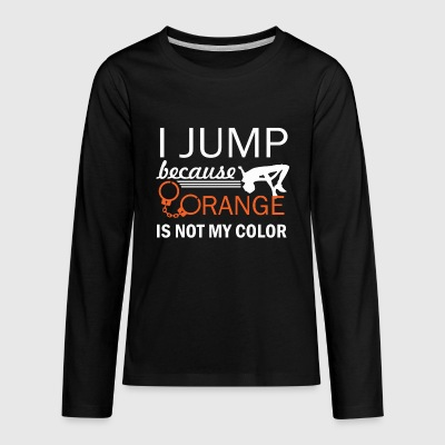 highjump design - Kids' Premium Long Sleeve T-Shirt