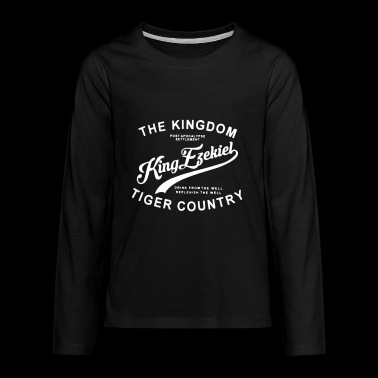 king ezekiel - Kids' Premium Long Sleeve T-Shirt