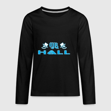Mr Hall - Kids' Premium Long Sleeve T-Shirt