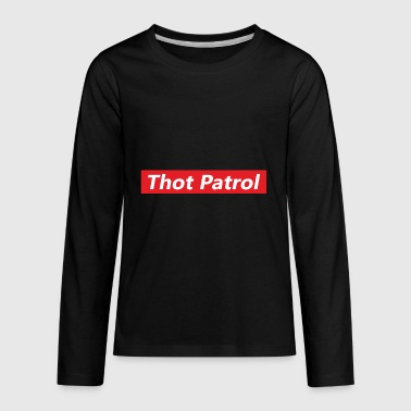 Thot Patrol - Kids' Premium Long Sleeve T-Shirt