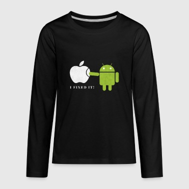 Android - Kids' Premium Long Sleeve T-Shirt